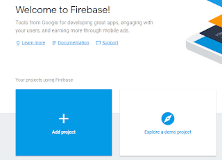 Cara Membuat Database Difirebase Google