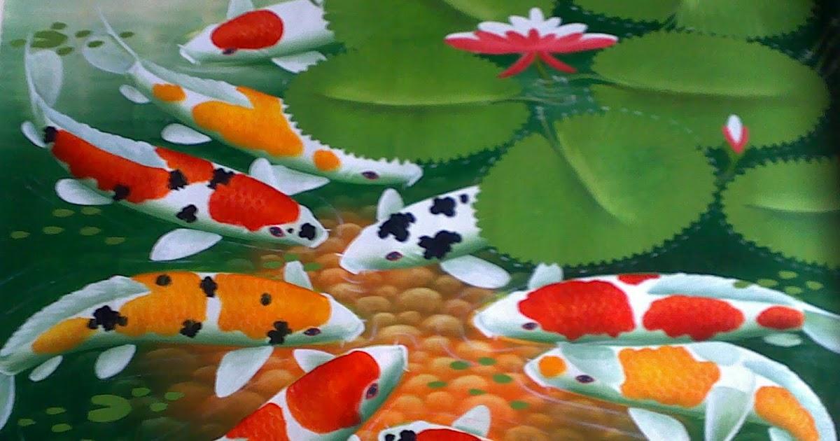 Download Koi Fish 3d Wallpaper Menghitung Keberhasilan Wallpaper Ikan Koi
