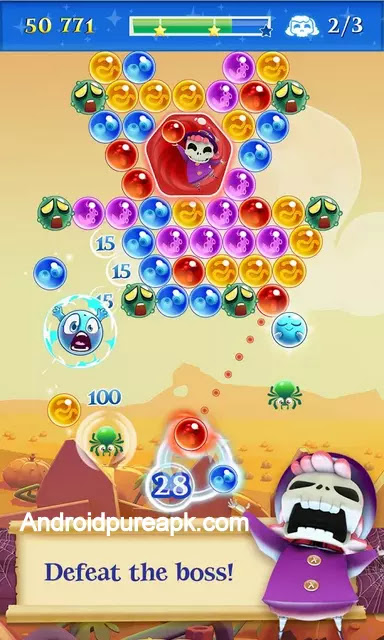 Bubble Witch 2 Saga Apk Download Mod+Hack