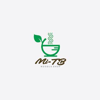 mi-TB Noodle Shop logo desain