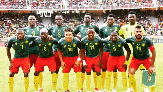 AFCON: Cameroon's National Team