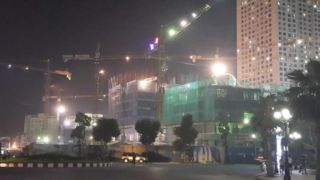 Tiến độ xây dựng - Giá bán chung cư Imperia Sky Garden Minh Khai