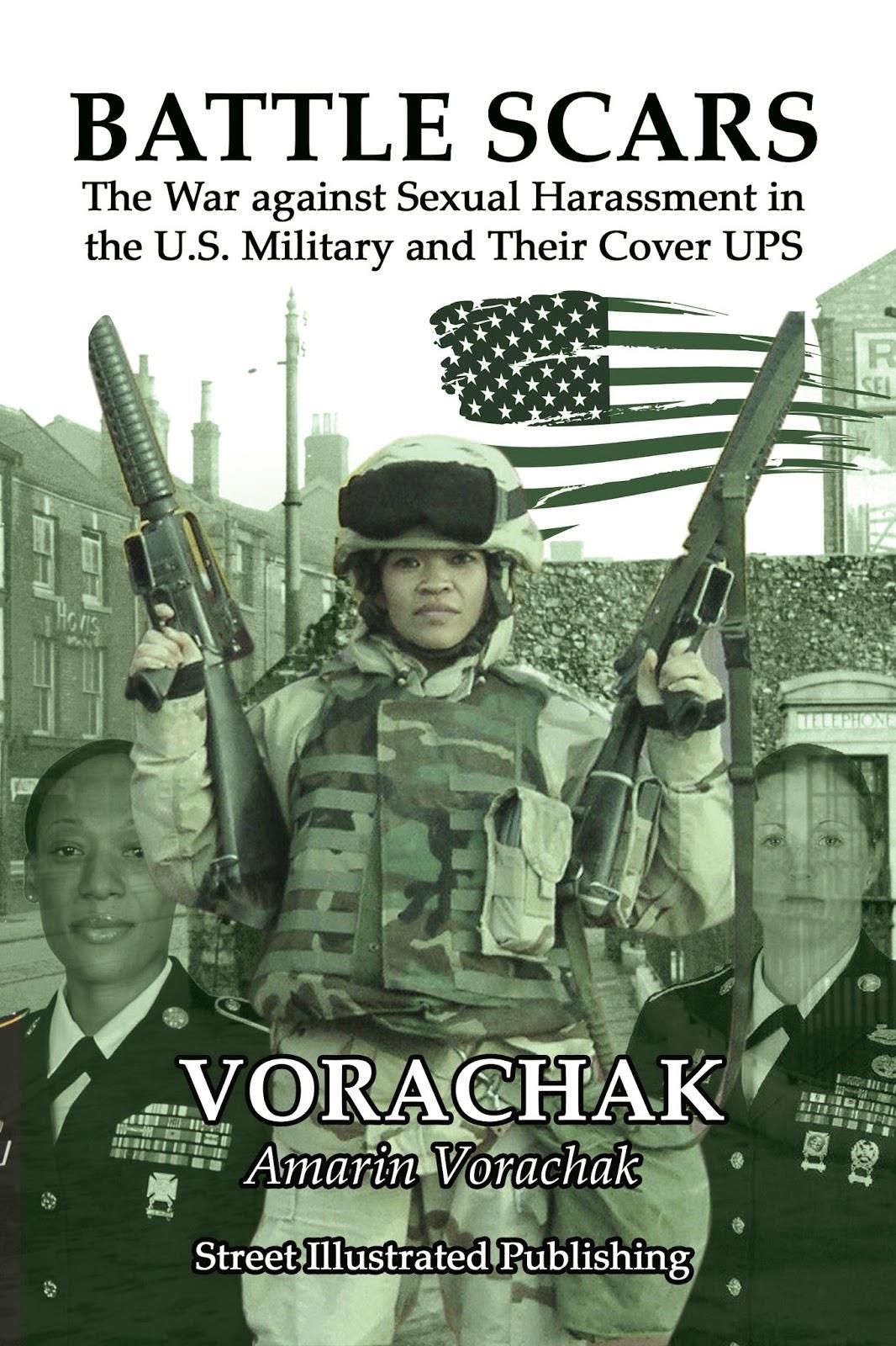 battle scars, battle scars book, us military rape crisis, us military harassment