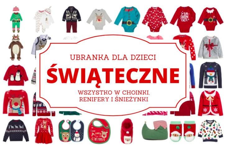 e335994c82 Lusterko Blog  76 propozycji ubrań dla dzieci w świątecznym klimacie