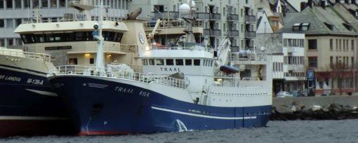 Karmøy-båt solgt til okkuperte Vest-Sahara