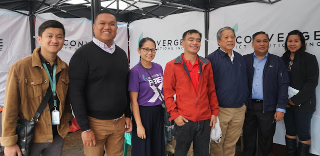 Converge ICT extends expansion in Baguio