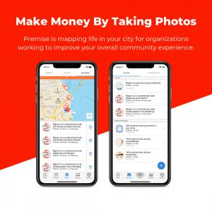 Money Making Photo Application