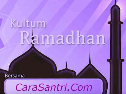Materi Kultum Puasa Ramadhan Singkat Menarik Pendek Terbaik 2019
