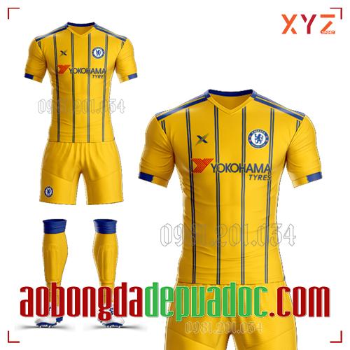 Áo CLB Chelsea Tự Thiết Kế Mã CHE-02 Đẹp Và Độc
