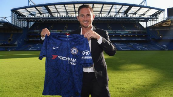 Frank Lampard sebagai Manajer Baru Chelsea : Bakal Tenggelam atau Berkibar?