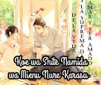 Koe wa Shite Namida wa Mienu Nure Karasu