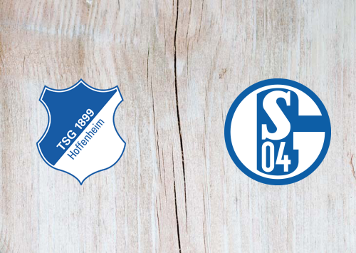 Hoffenheim vs Schalke 04 -Highlights 20 October 2019