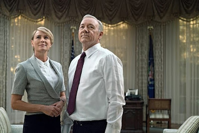 Wallpaper the series, House of Cards