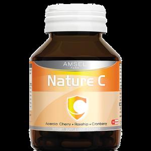 Amsel Nature C 30 Capsules