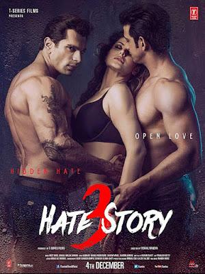 Hate Story 3 (2015) Hindi 720p WEB-Rip Sub – 1.2GB