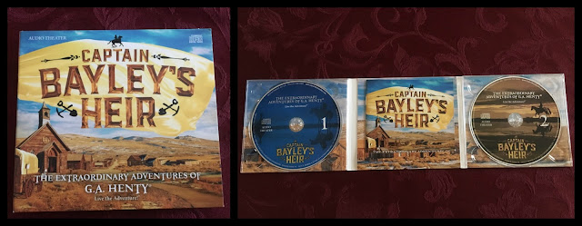 Review of Captain Bayley's Heir - Audio Drama from Heirloom Audio Productions