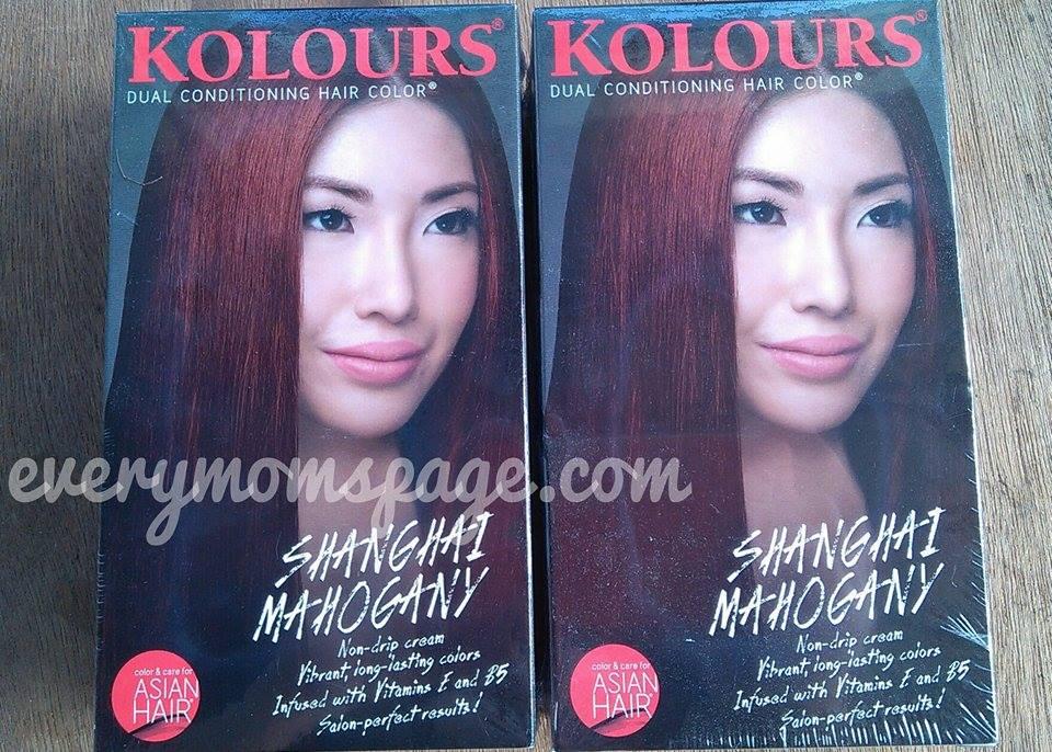 Everymomspage Diy Hair Coloring Kolours Dual Conditioning Hair