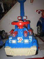Royal RY1082 Street Fighter Jeep MK-II Ride-on Car
