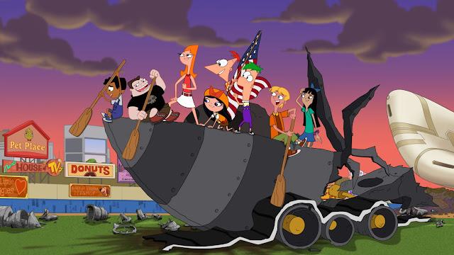 Imagen Phineas y Ferb, la película: Candace contra el universo