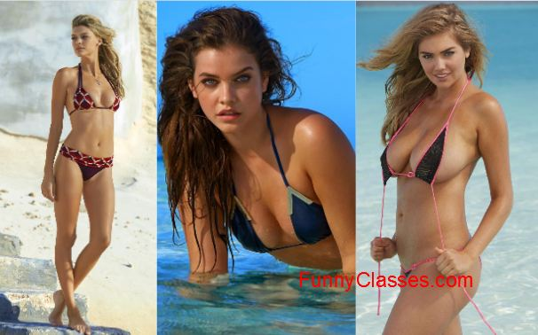 Sports Illustrated Swimsuit Winners from 2010 to 2016!!