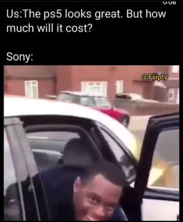 PS5 Meme