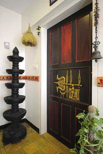Indian House Interior Design Ideas Wood Materials