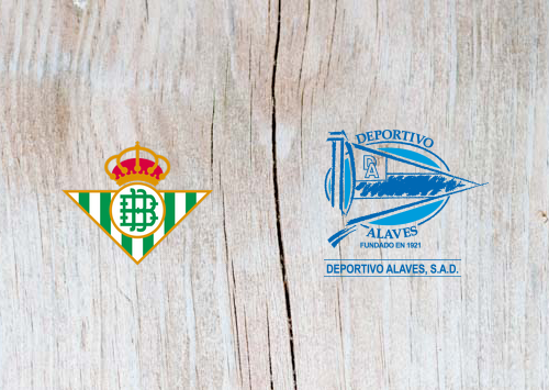 Real Betis vs Deportivo Alaves - Highlights 17 February 2019