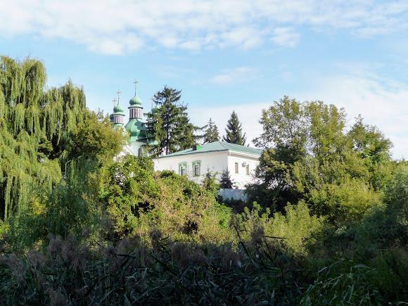Киев. Свято-Троицкий Китаевский монастырь