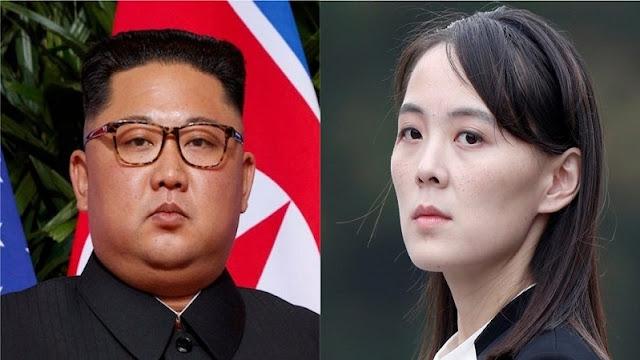 Kim Jong-Un in coma! Sua sorella determinata a prendere il controllo della Corea del Nord, scrive il Daily Mail