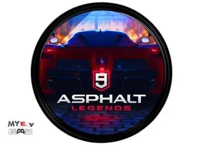 تحميل لعبة Asphalt 9 Legends للكمبيوتر و للأندرويد برابط واحد مباشر وسريع