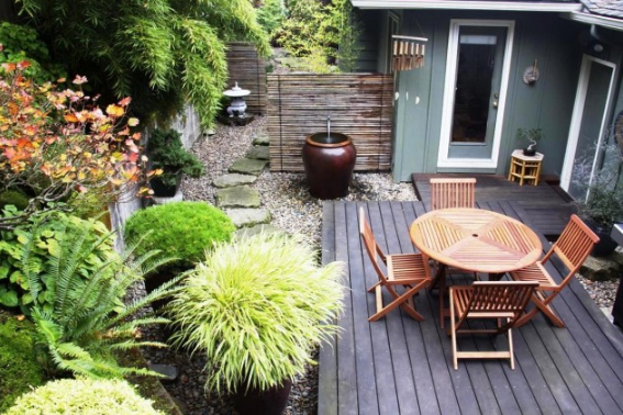 IDEAS FOR MAKING THE MOST OUT OF YOUR SMALL GARDEN