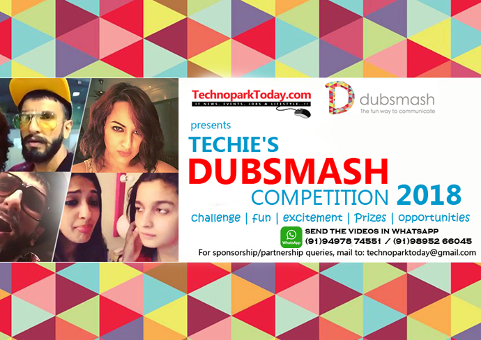 Dubsmash competition 2018