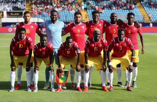 تشكيل منتخب غينيا امم افريقيا 2019 عبر سوفت سلاش