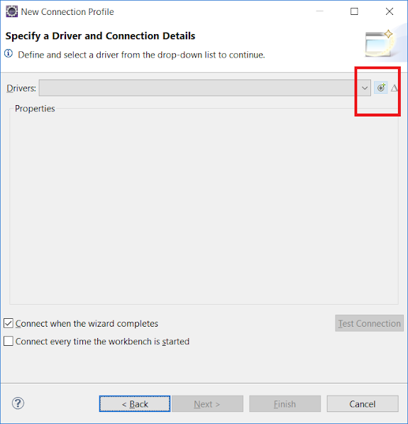 Connect to Oracle 11g from eclipse using JDBC