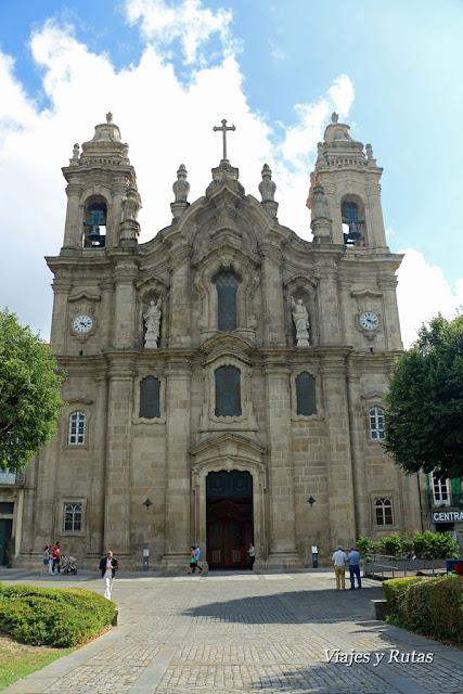 Iglesia de los Congregados, Braga