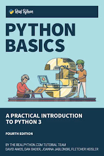 Python Basics: A Practical Introduction to Python 3 by Real Python