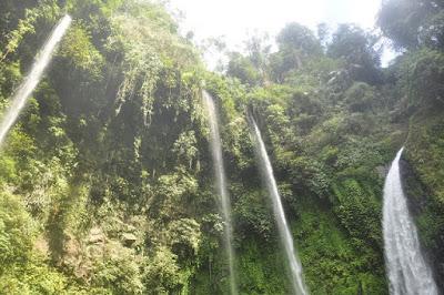 Objеk Wisata Alam Tekaan Telu Waterfall Tomohon