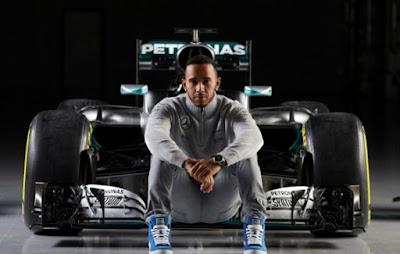 Lewis Hamilton - Pembalap