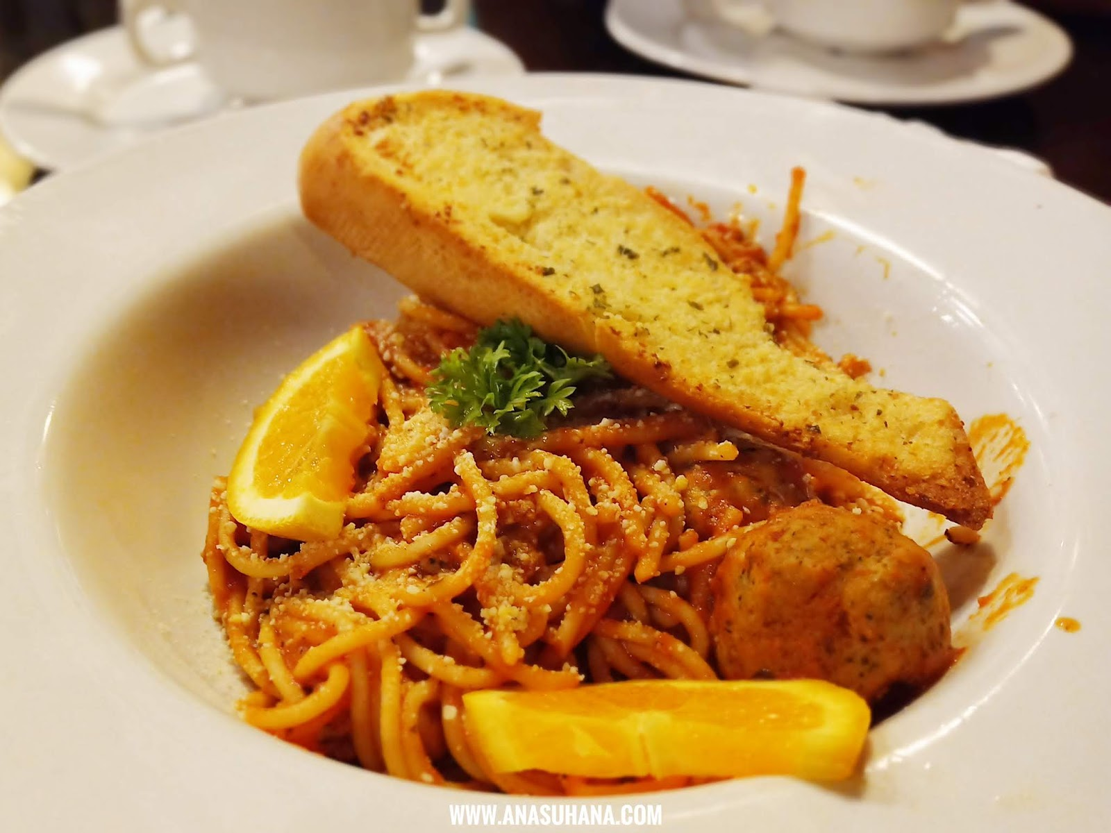 David's Diner Tempat Makan Western Best di Ipoh