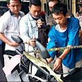 Tiga Pelaku Curanmor Motor Matik Diringkus, Kapolres Semarang: 'Tiga Pelaku Beraksi Sebanyak 50 Kali'