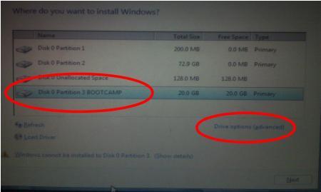 Hướng Dẫn Cách Cài Đặt Windows Trên Máy Tính Macbook 5