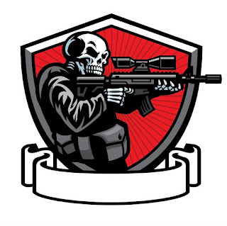 Gun Gaming Logo Maker