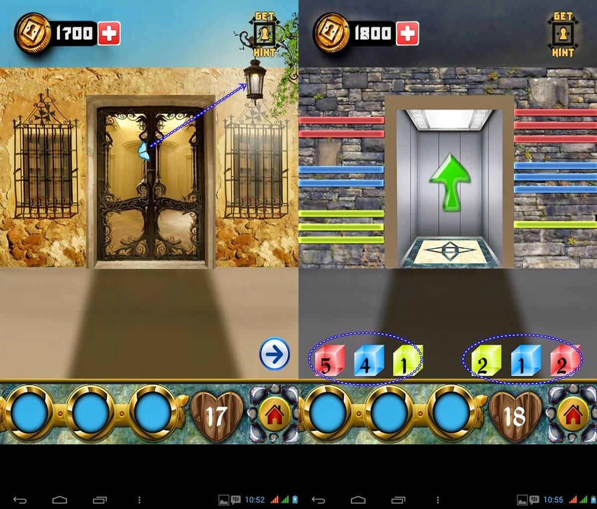 100 Doors Legends Guide Level 16 17 18 19 20