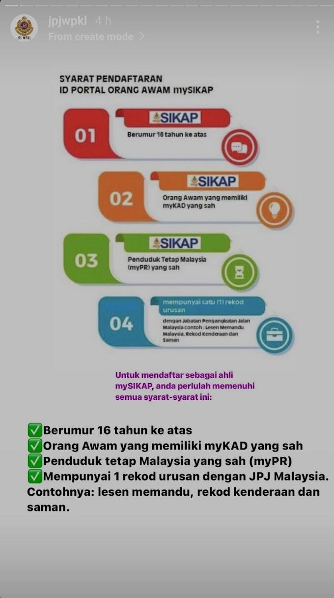 cara renew roadtax, lesen memandu online JPJ waktu PKP ~ Wordless Wednesday