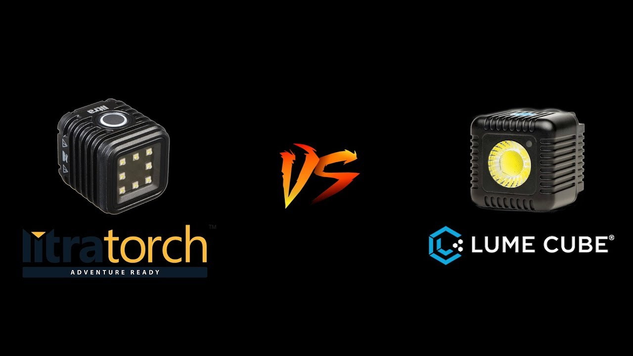 Action light Death Match: Lume Cube vs. Litra Torch