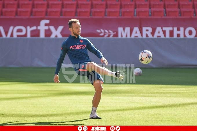 Fotogalería | Entrenamiento Sevilla FC (23-10-20)