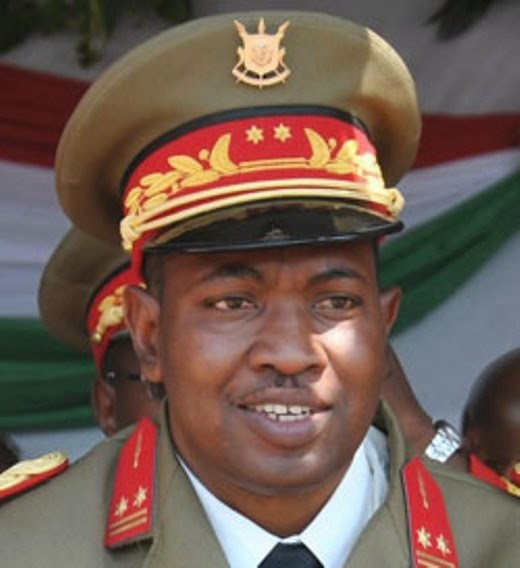 Burundi Coup Leaders Surrender