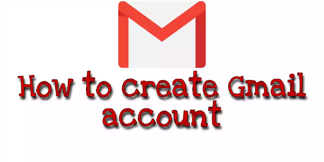 How to create Gmail account? [Best trick] in English