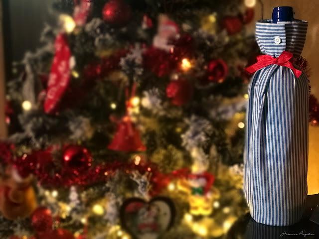 Confezioni regalo di Natale fai da te, idee originali.