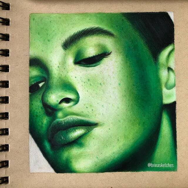 02-Freckles-green-portrait-Brina-www-designstack-co